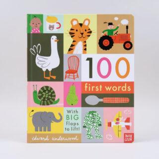 100 First Words - Edward Underwood