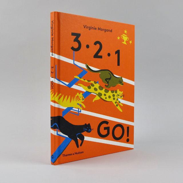 3, 2, 1, Go! - Virginie Morgand