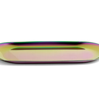 Rainbow Steel Tray