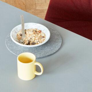 Felt Place Mat by Danish Design Company Hay