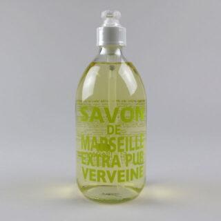 Savon Liquide Marseille - 500ml - Verveine Fraiche