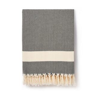 Ferah Blanket - Black
