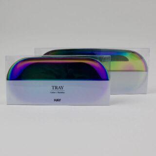Rainbow Steel Tray