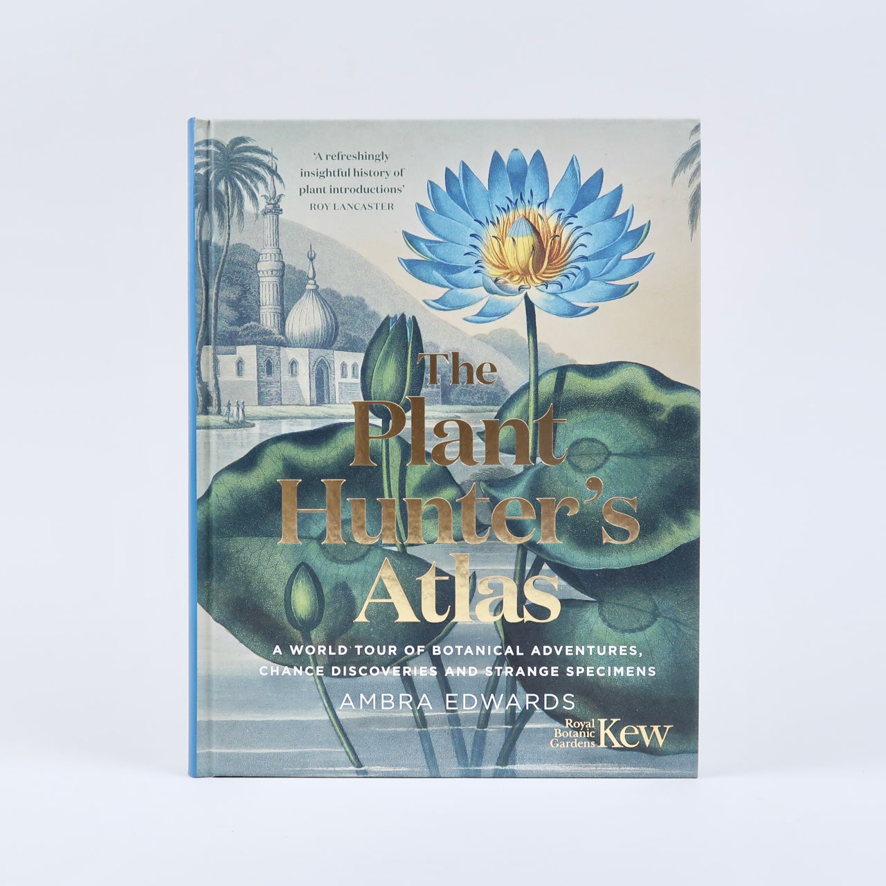 The Plant Hunter's Atlas - Ambra Edwards