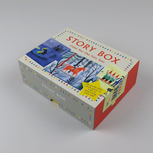 Story Box by Anne Laval
