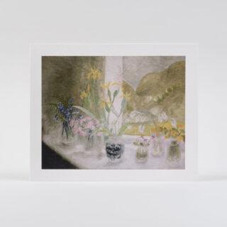 Wild Flower Window-sill