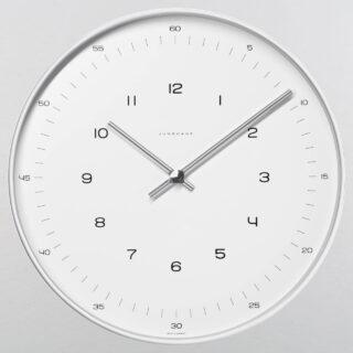 Junghans Max Bill Clock Ref. 367/6047.00
