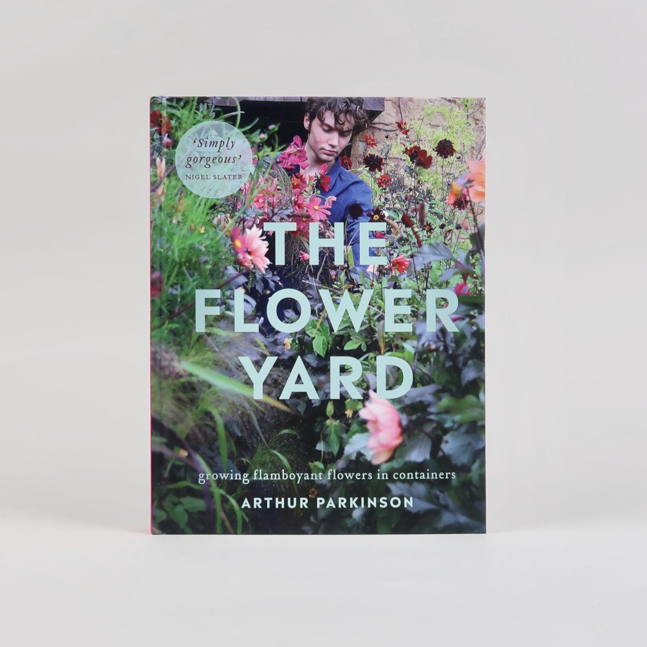 The Flower Yard Arthur Parkinson