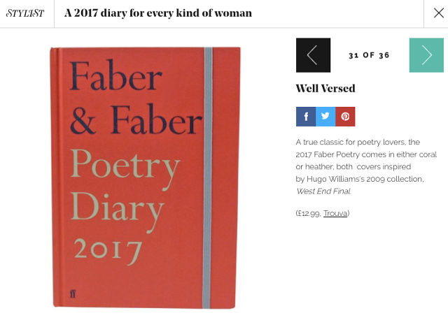 the-stylist-faber-2017-diary