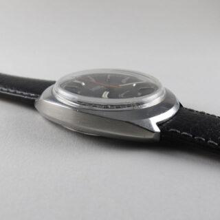 Steel Omega Chronostop Ref. 145.009 vintage wristwatch, circa 1969
