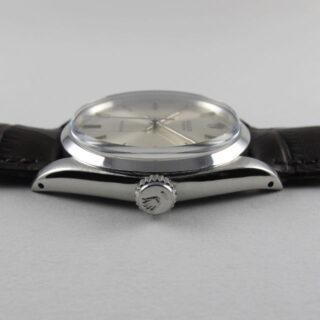 Steel Rolex Oyster Precision Ref. 6426 vintage wristwatch, dated 1967