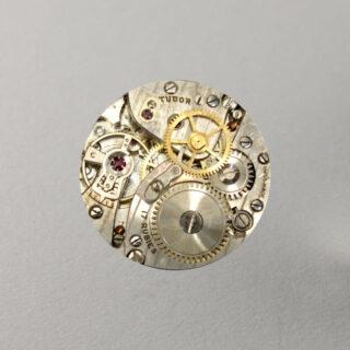 Steel Tudor / Rolex Oyster Ref.4453 vintage wristwatch, circa 1945