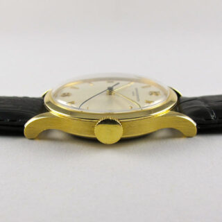 Gold Vacheron & Constantin vintage wristwatch, circa 1948