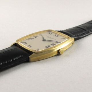 Gold Vacheron Constantin Ref. 7594 vintage wristwatch, made in 1969