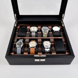 Wolf Roadster 8 Piece Watch Box