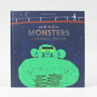 a to z of monsters 01