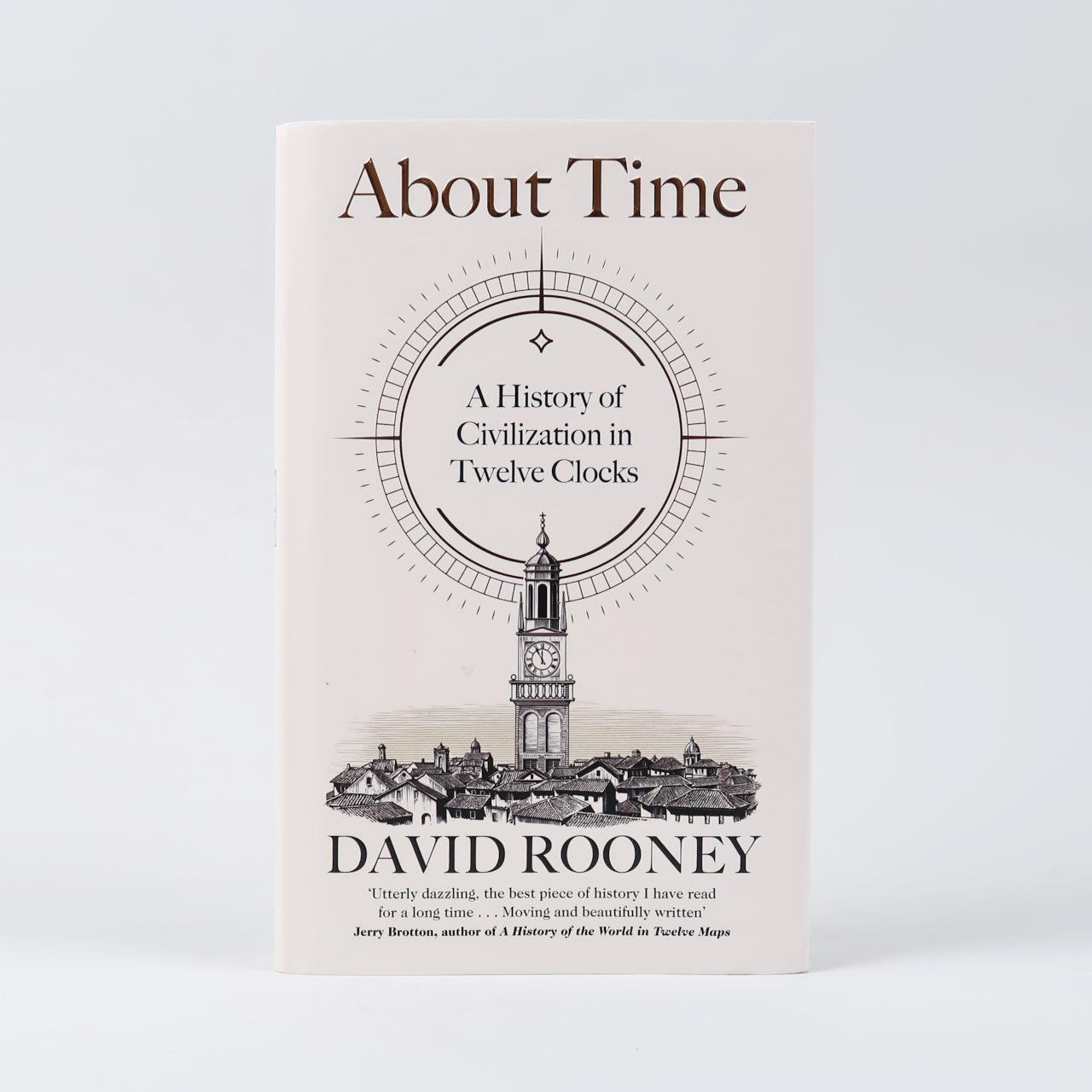 About Time - David Rooney