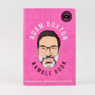 Ramble Book - Adam Buxton