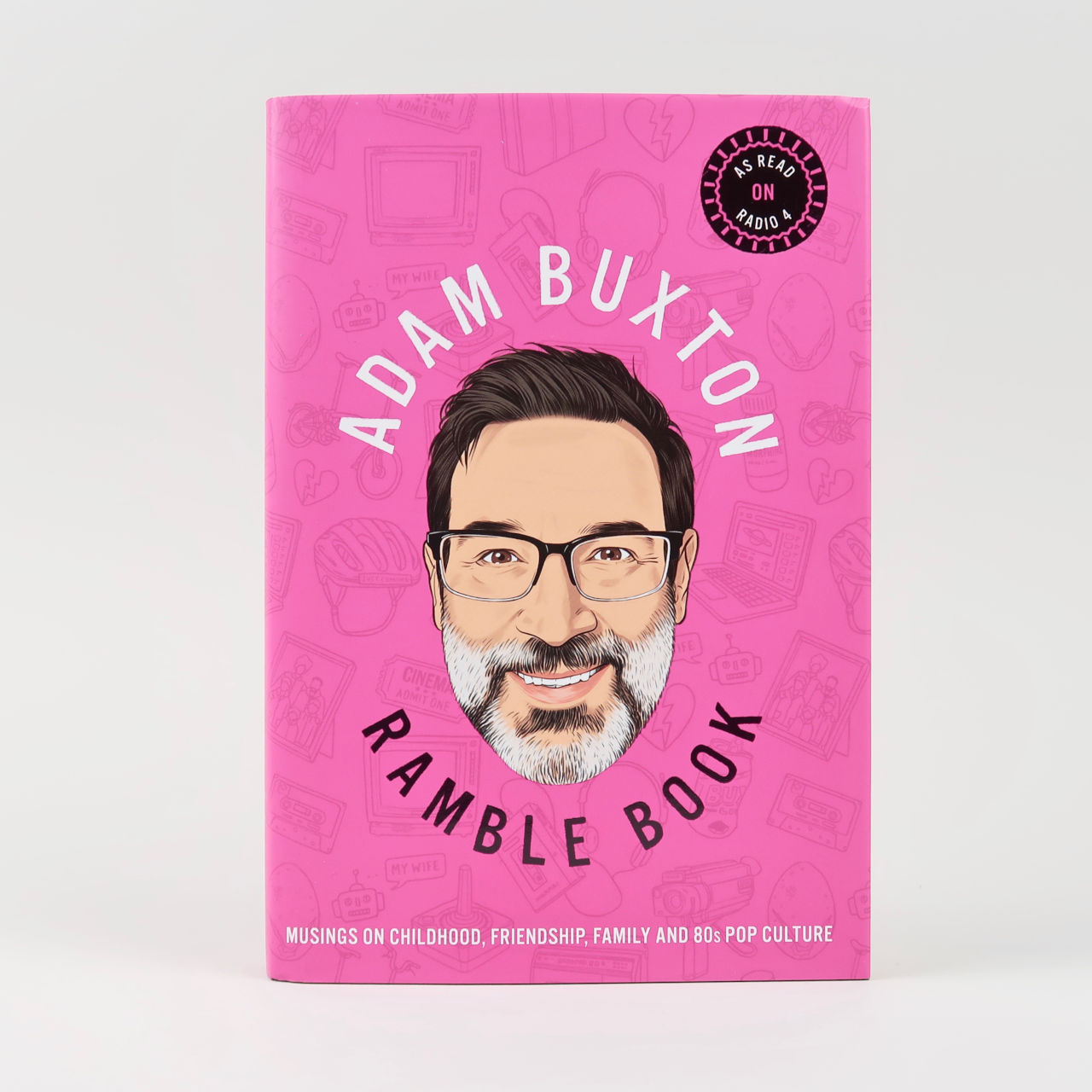 Ramble Book - Adam Buxton