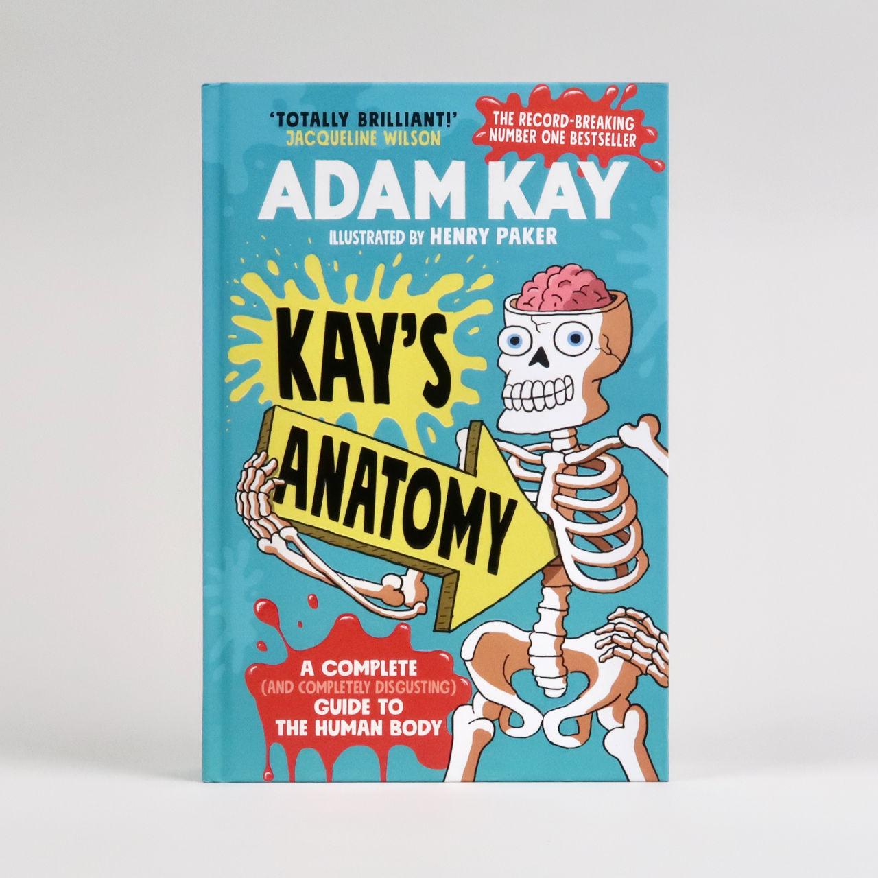 Kay's Anatomy - Adam Kay & Henry Parker