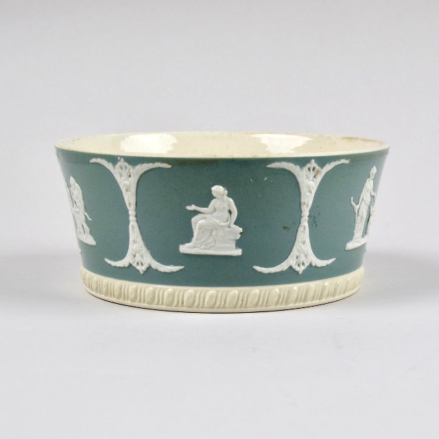 Adams Pottery Jasperware Bowl
