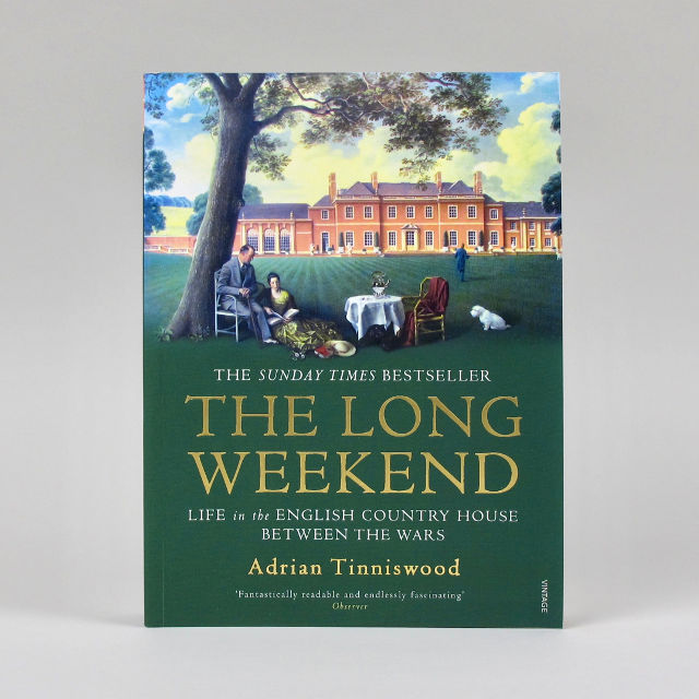 The Long Weekend - Adrian Tinniswood