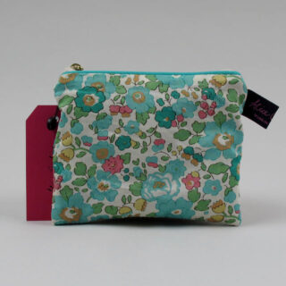 Liberty Print Fabric Purse - Betsy