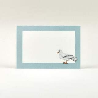 Pop Out Birds by Alice Melvin - Dove