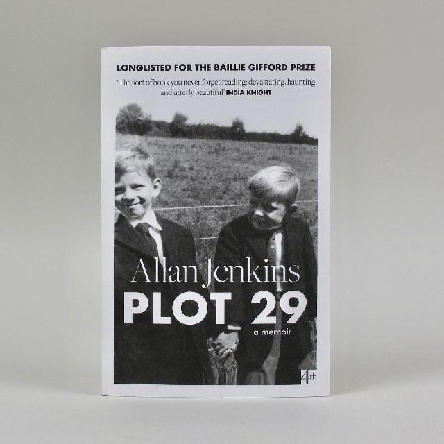 Plot 29 - Allan Jenkins