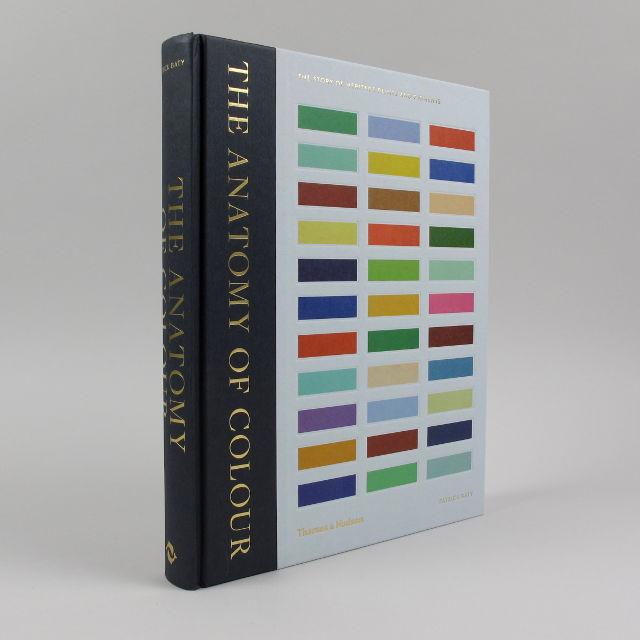The Anatomy of Colour - Patrick Baty - Black Bough | Ludlow