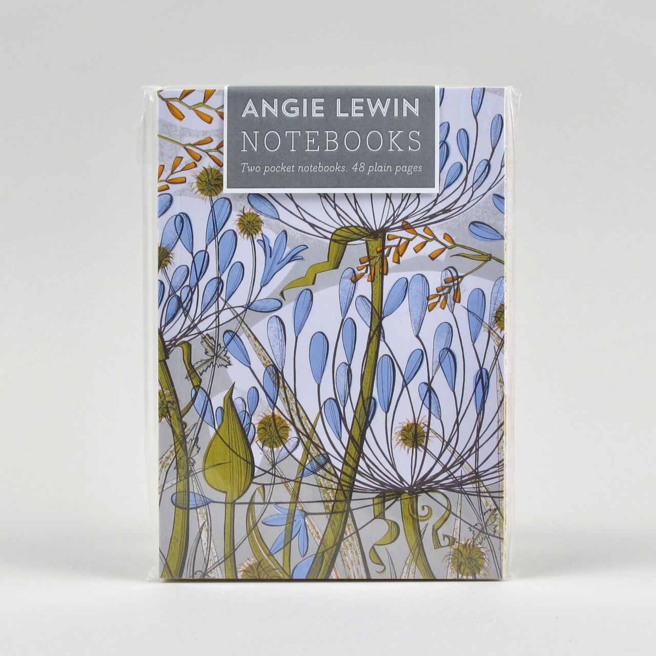 Pack of 2 Angie Lewin Notebooks