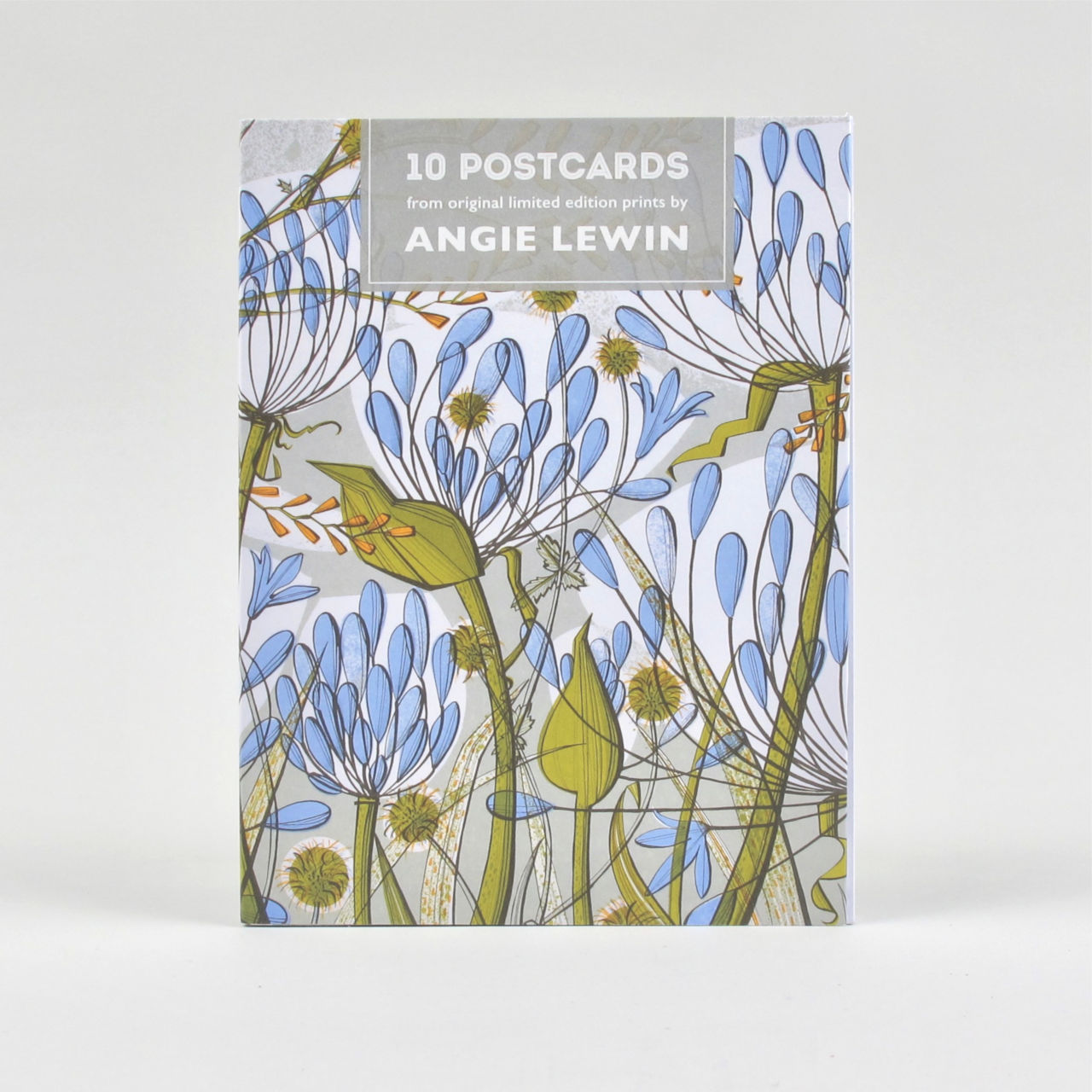 Pack of 10 Angie Lewin Postcards