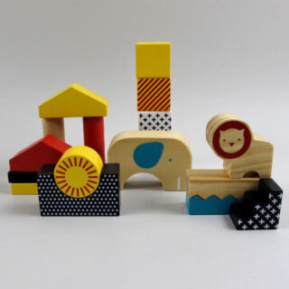 Animal Town - Wooden Blocks