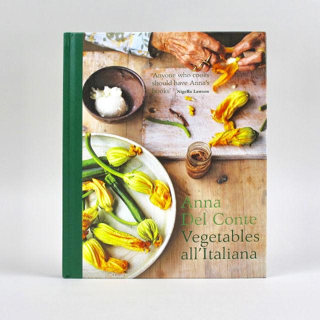 Vegetables all'Italiana - Anna del Conte