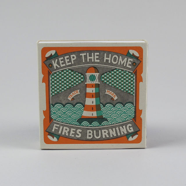 Big Box of Matches - Home Fires