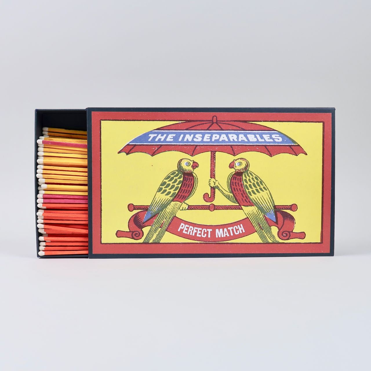 Giant Box of Matches - The Inseparables