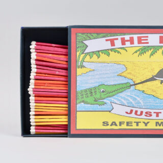 Giant Box of Matches - The Duel