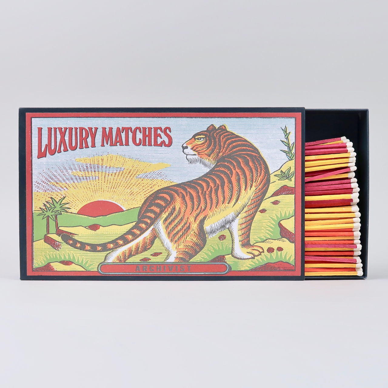 Giant Box of Matches - The Tiger