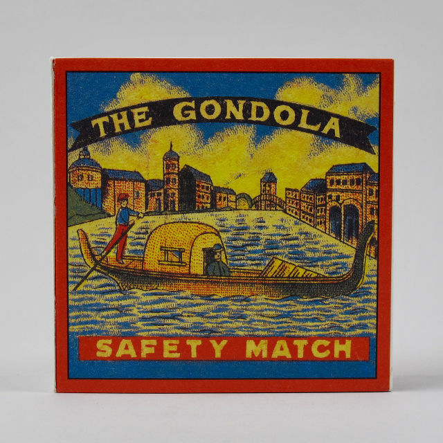 Big Box of Matches - The Gondola