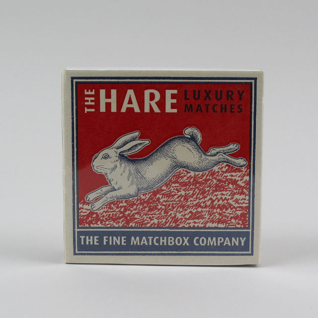 Big Box of Matches - Hare