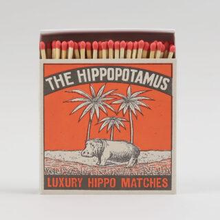 Big Box of Matches - The Hippopotamus