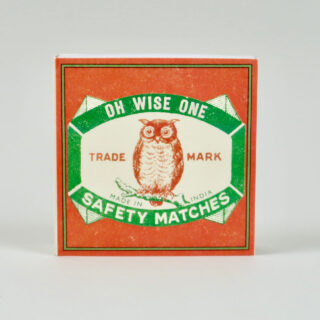Big Box of Matches - Oh Wise One