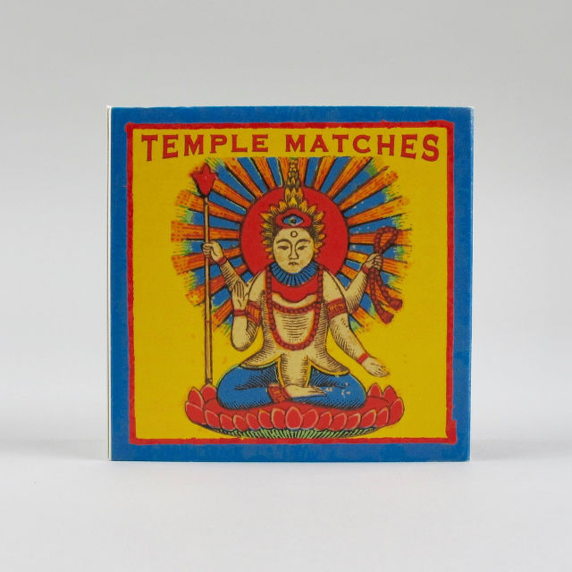 Big Box of Matches - Temple