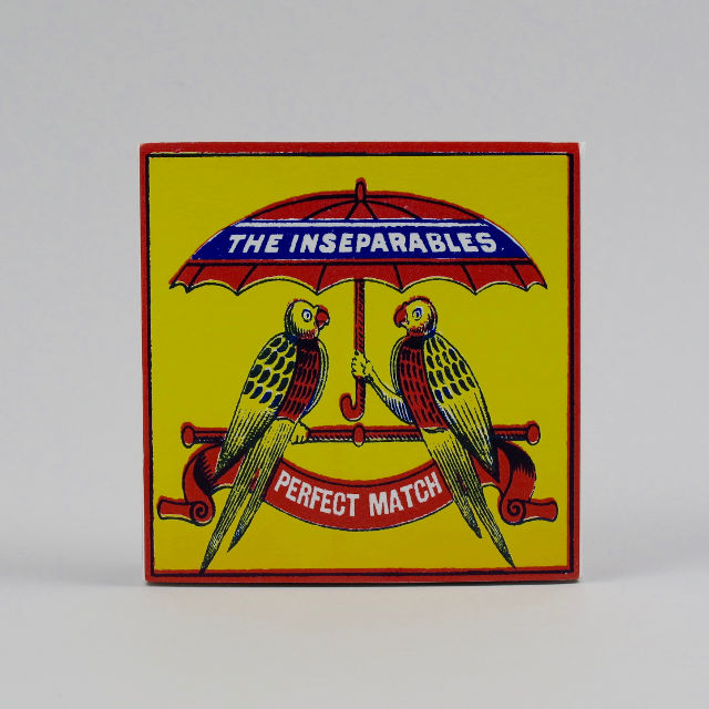 Big Box of Matches - The Inseparables