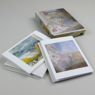 Art Angels Winifred Nicholson Notecards Box Of 10 Nl82 5