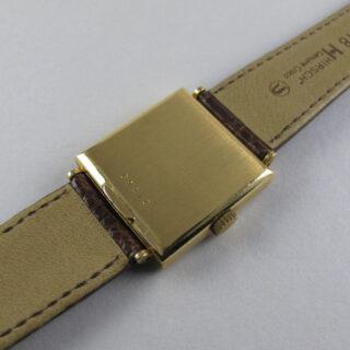 Audemars Piguet gold vintage wristwatch, made in 1961