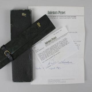 Audemars Piguet Ref. BA 5014 gold vintage wristwatch, made in 1954