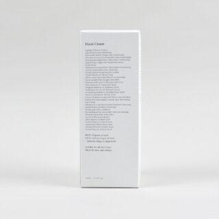 Palmarosa & Vetiver Hand Cream