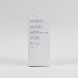 Palmarosa & Vetiver Hand Soap
