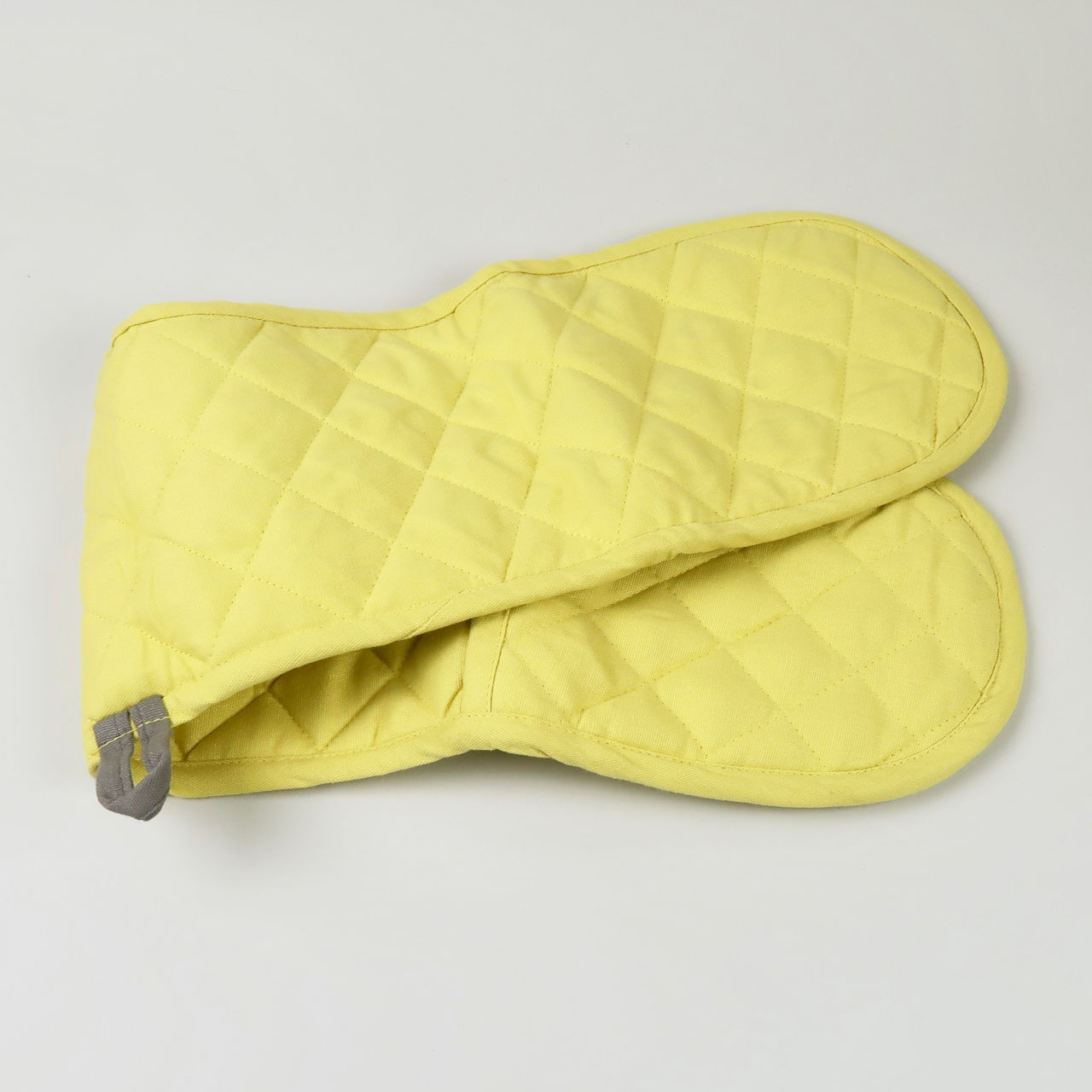 Double Oven Glove - Yellow